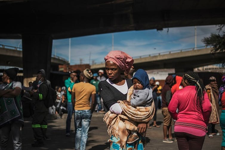 Support for women informal workers is urgent as pandemic unfolds in South Africa
