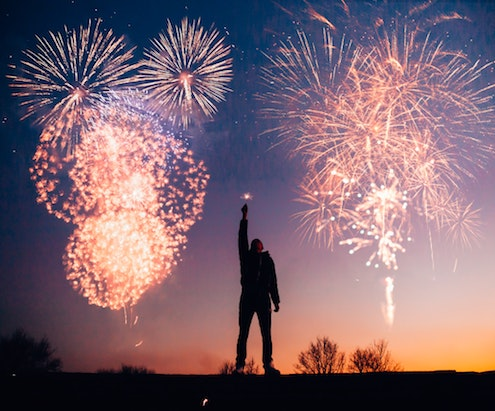 Should you ditch fireworks this festive season?