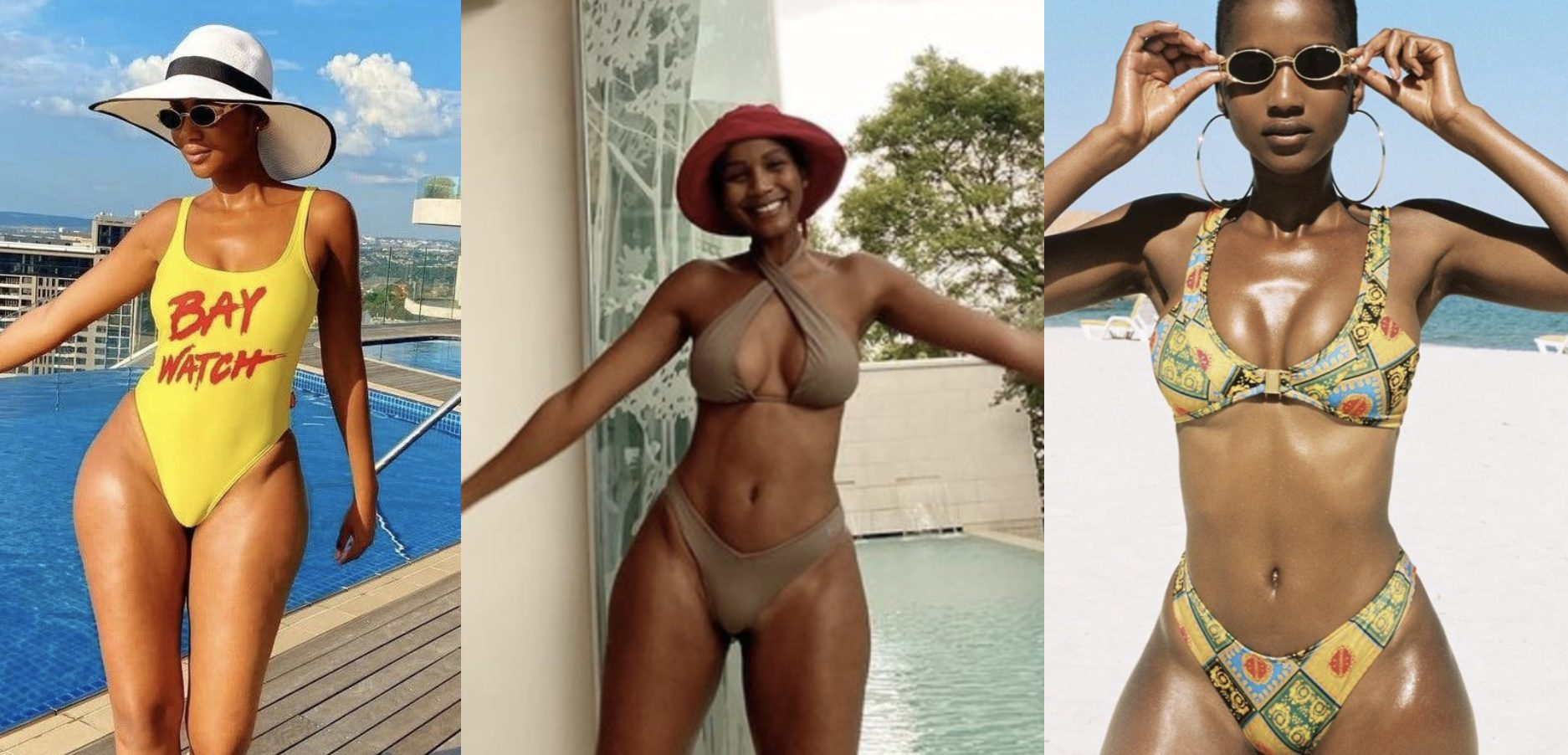 Miss SA harassed on social media over posting bikini pictures