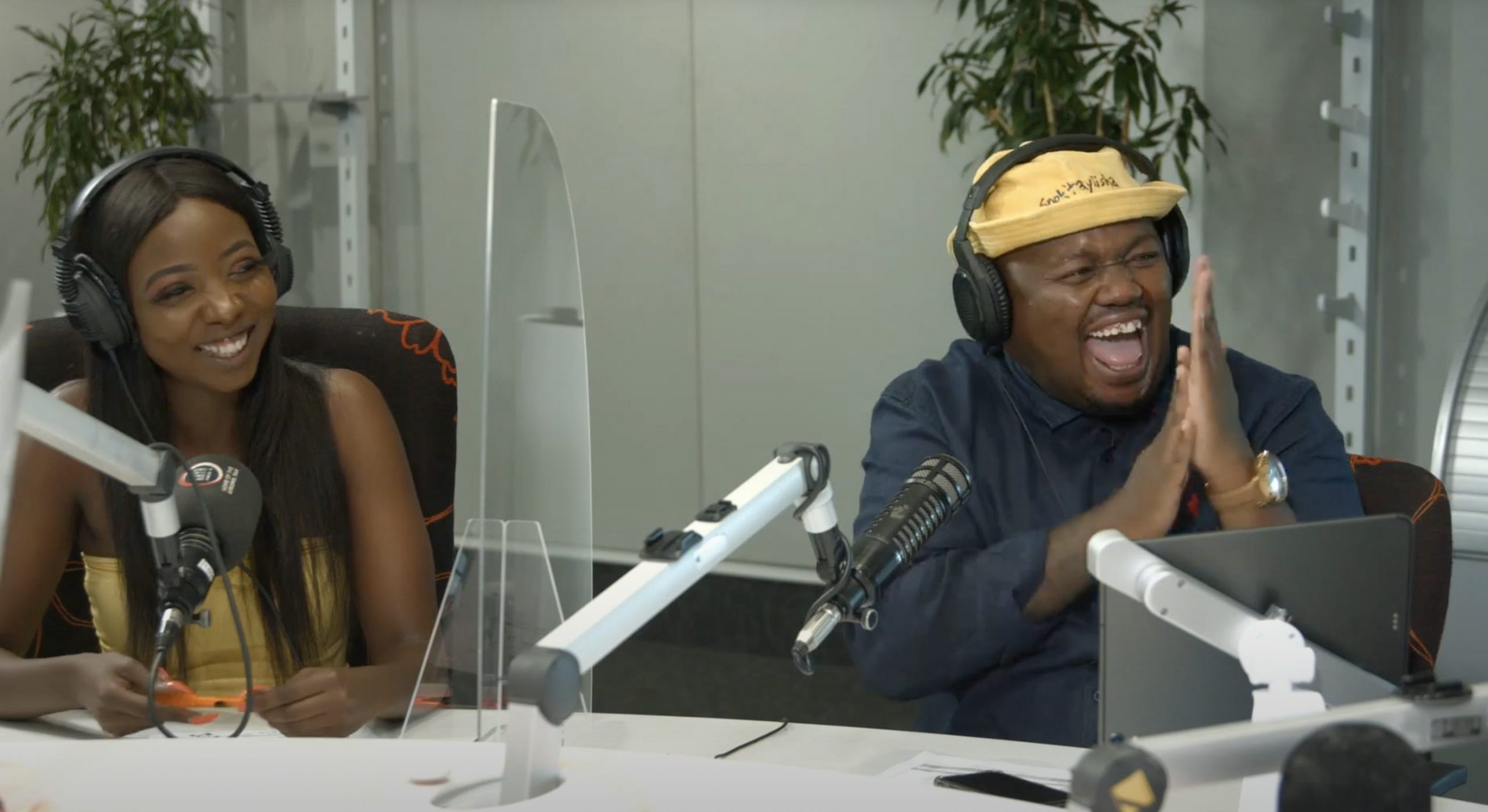 Skhumba talks about his first experience at groove after months of lockdown.