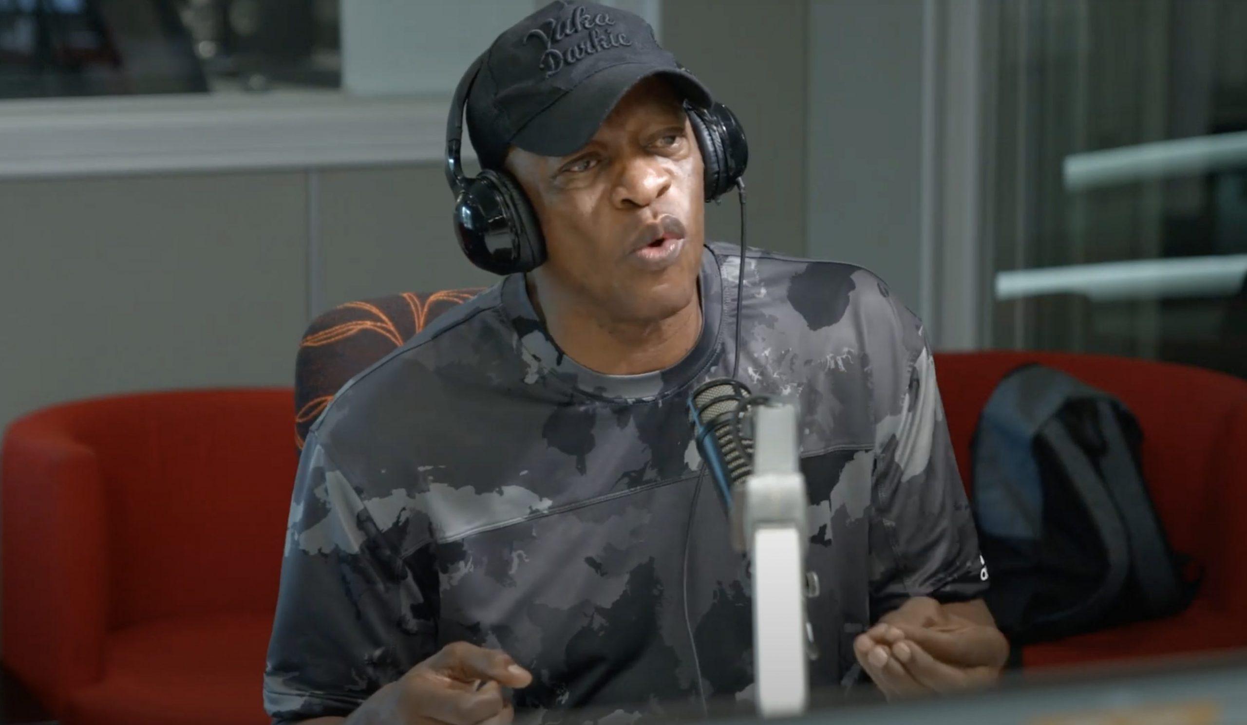 "Mzwakhe Mbuli on Blom Blom talks ""Vuka Darkie"", politics and corruption"