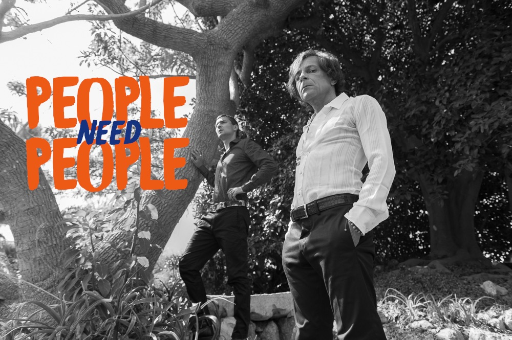 Nicky B and Nicola Conte on his new album 'People Need People'