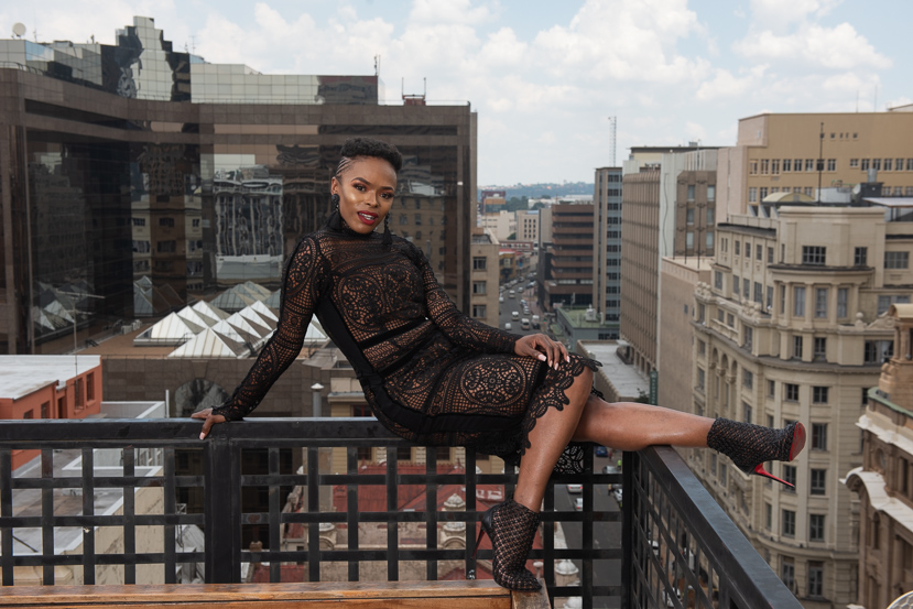 Celebrating a year of Midday Joy with Unathi