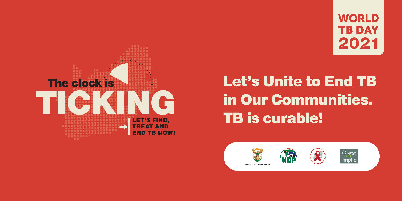 The clock is ticking this World TB Day