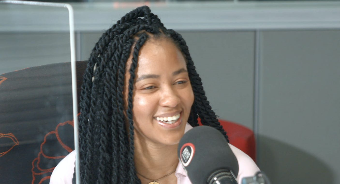 Mpho Sebina talks about her new album Lora #PlatinumFridays