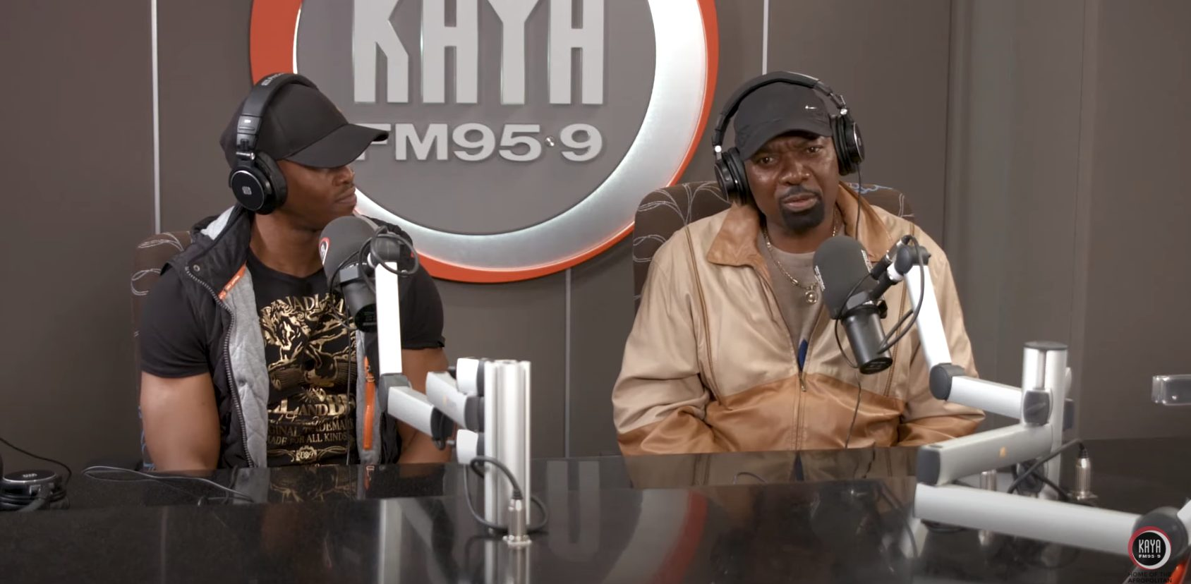 WATCH: Menzi Ngubane talks about his career beginnings