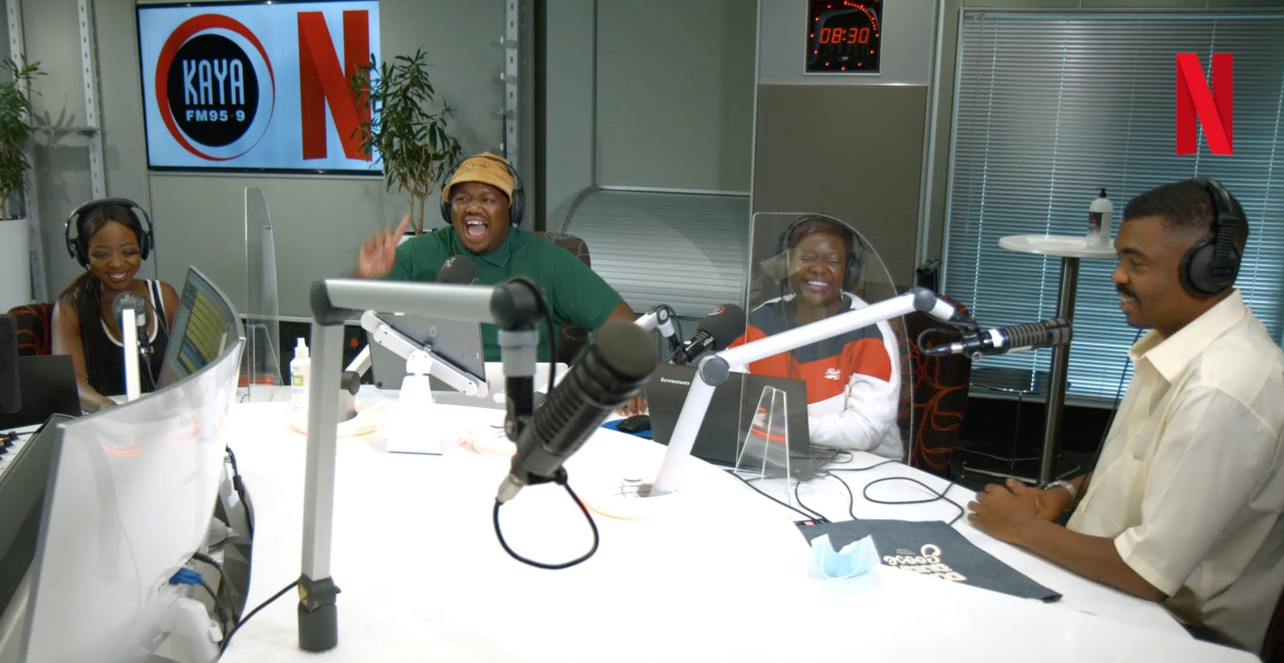 Skhumba talks about the Zulu King's funeral proceedings, and Loyisa Gola joins the Good Friday team.