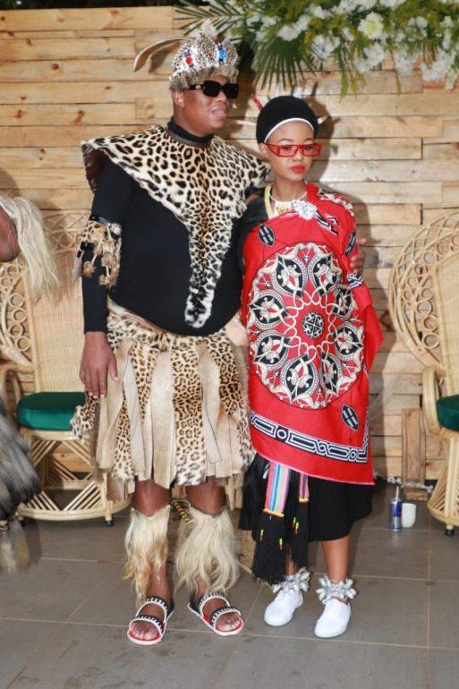 Babes Wodumo and Mampintsha, Babes Wodumo and Mampintsha wedding,