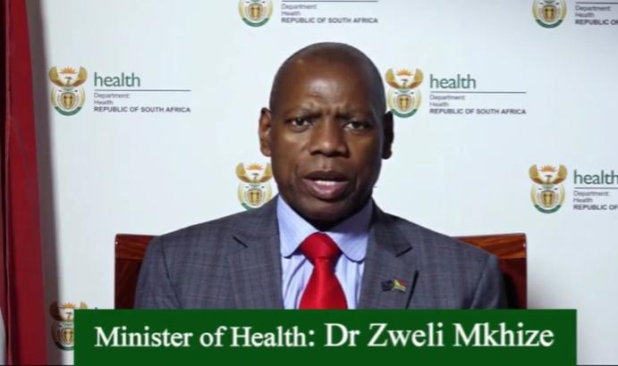 Dr Zweli Mkhize/ Instagram