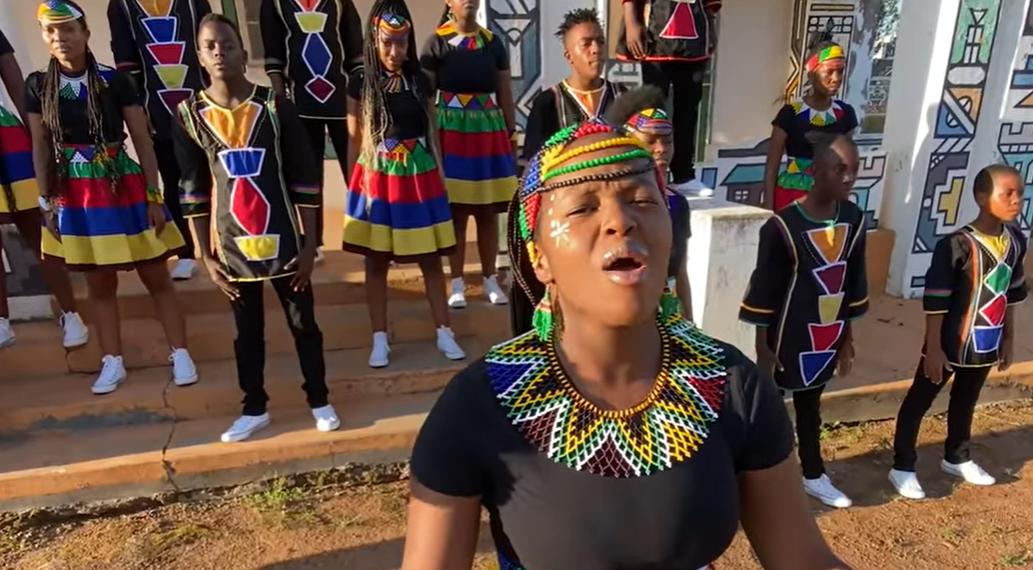 Ndlovu Youth Choir/ YouTube screenshot