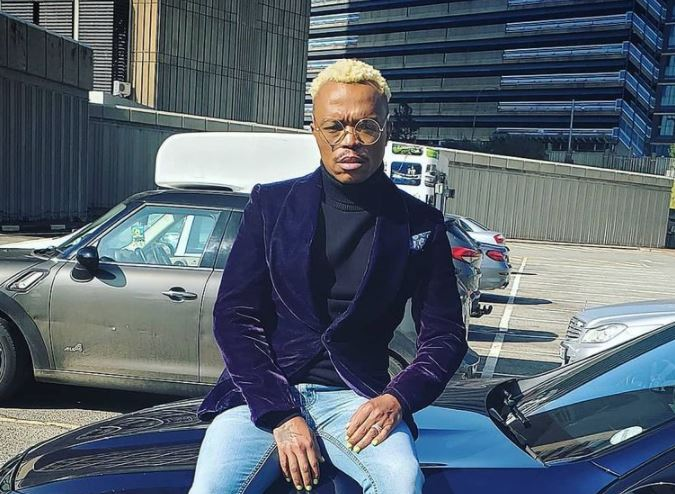 #JusticeForLulu – Somizi flies to Gqeberha to support Andile Ntuthela's family