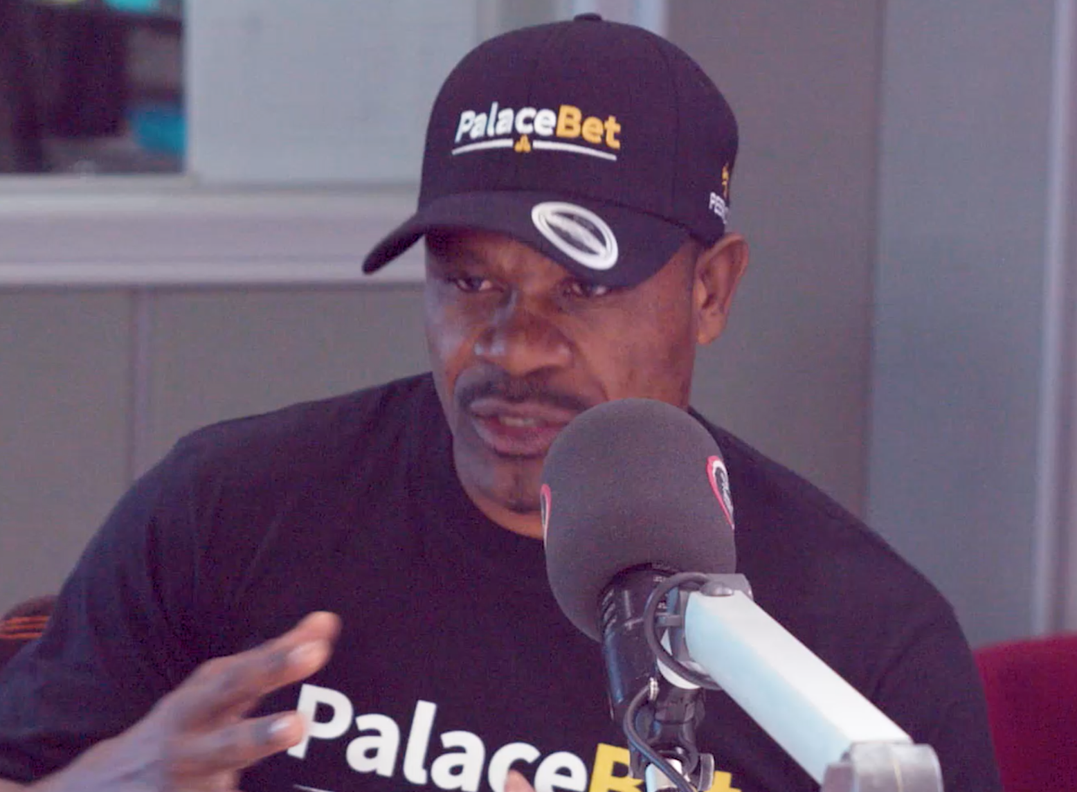 Lucky Lekgwathi recounts fond memories as a Bafana Bafana player