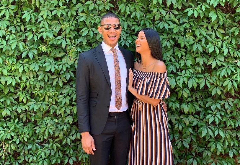Miss SA 2018 Tamaryn Green and Ze Nxumalo are engaged